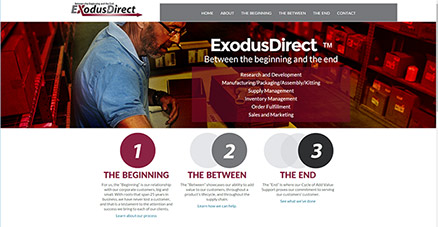 Exodus Direct of Des Moines