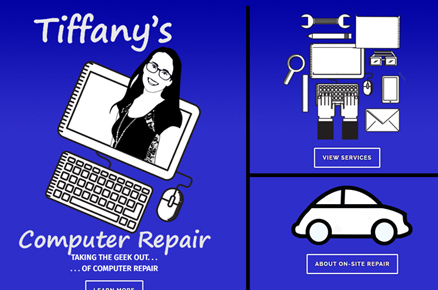 Tiffany Computer Repair Service